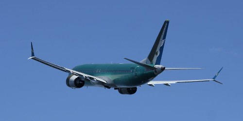 Boeing announces $100 million fund for families of 737 Max crash victims