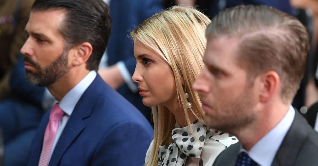 The stunning hypocrisy of the Trump family's attacks on Hunter Biden