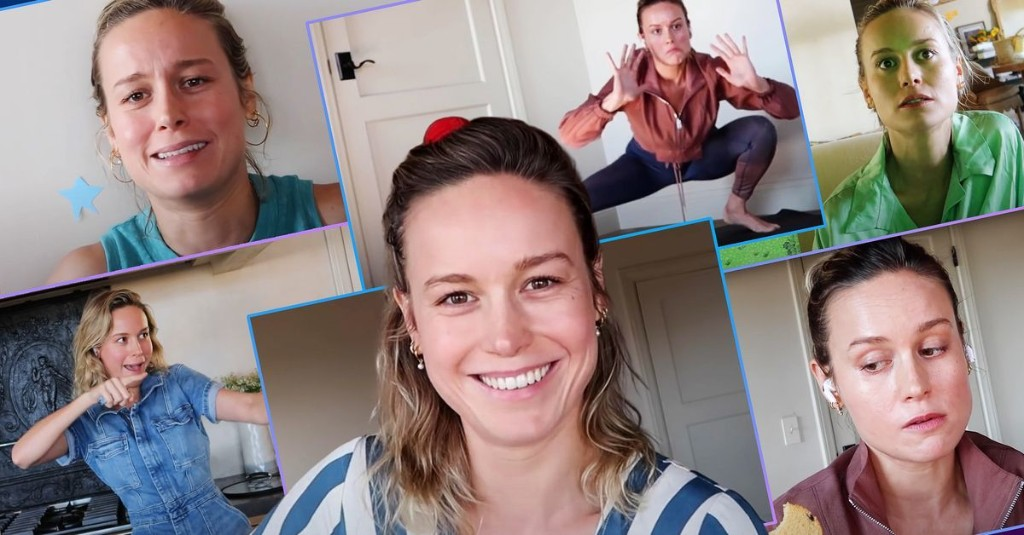 Brie Larson's YouTube channel is a radical act of anti-troll defiance