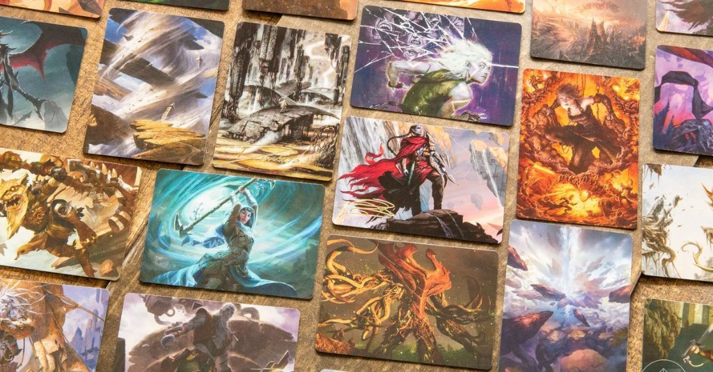 Magic: The Gathering has a new kind of booster pack, here's how they work