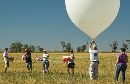 Why NASA is sending bacteria into the sky on balloons during the eclipse