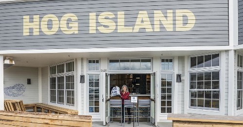 Oyster Icon Hog Island Opens Larkspur Location for Takeout and Delivery