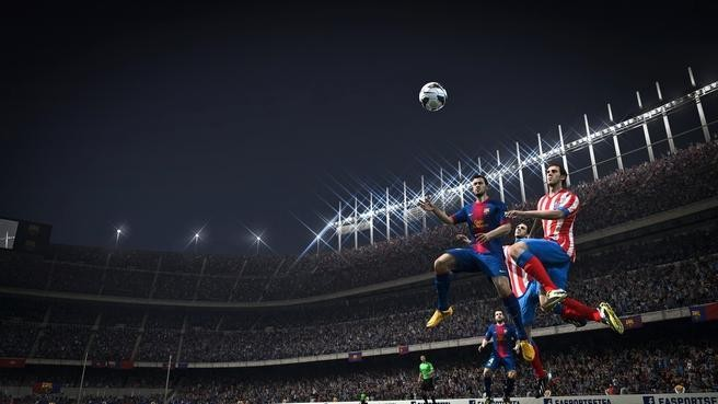 Ball physics: next-gen sports games are more real, and more fun, than ever