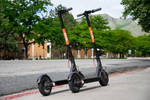 Ford adds electric scooter startup to its growing mobility collection