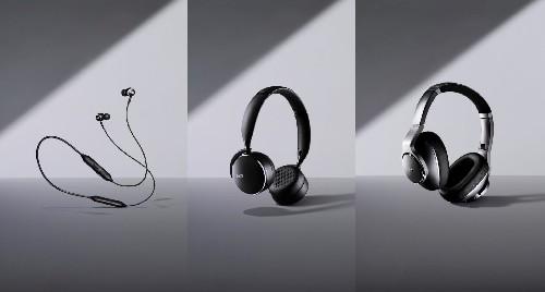 Samsung unveils three new AKG wireless headphones