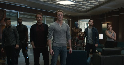 Avengers: Endgame proves we needed more time with the actual Avengers