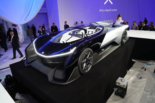 Faraday Future issues bombastic statement accusing former CFO of 'malfeasance and dereliction of duty'