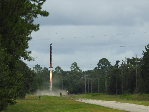 Small satellite launcher Vector pauses operations after ousting CEO