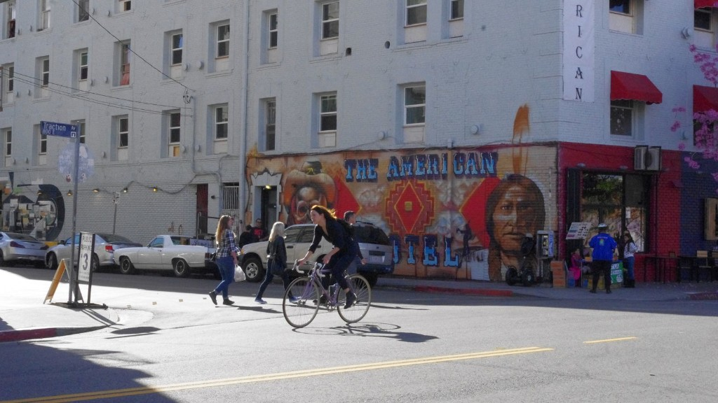 State grants will fund Arts District bike lanes and pedestrian-friendly projects around LA