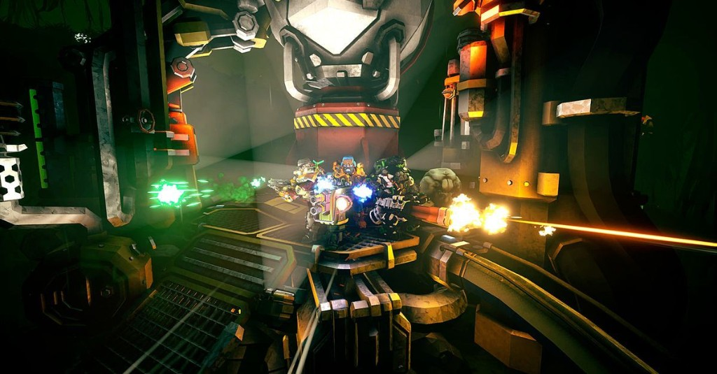 Deep Rock Galactic gets its first post-launch update
