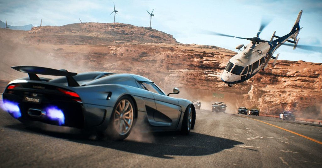 Need for Speed: Payback and Vampyr are October's free PlayStation Plus games