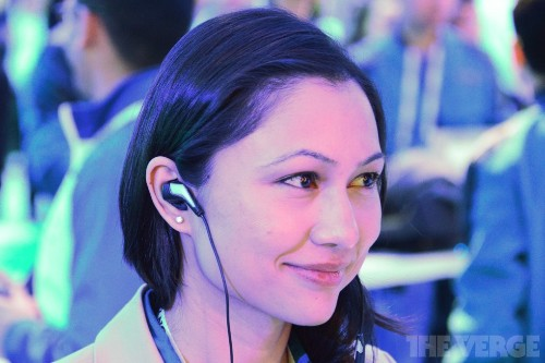 Intel's new smart earbuds can read your heart