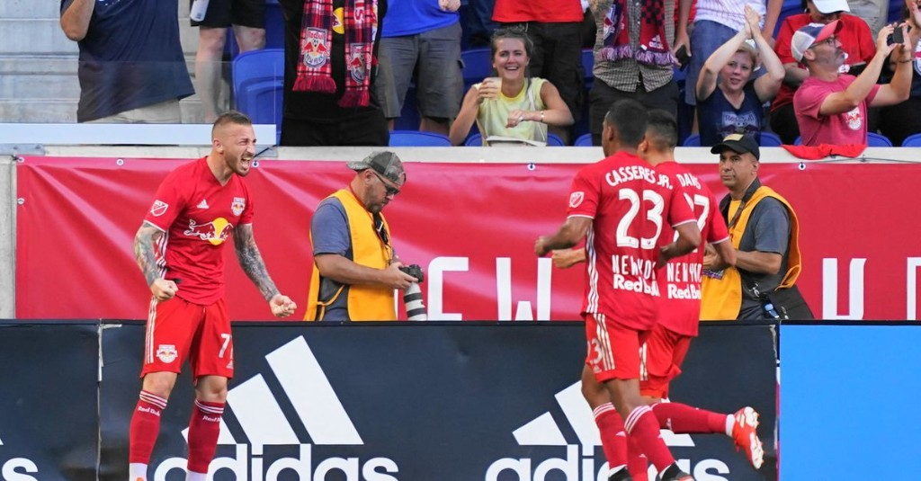 Red Bulls delay travel plans after staff member tests positive for covid-19