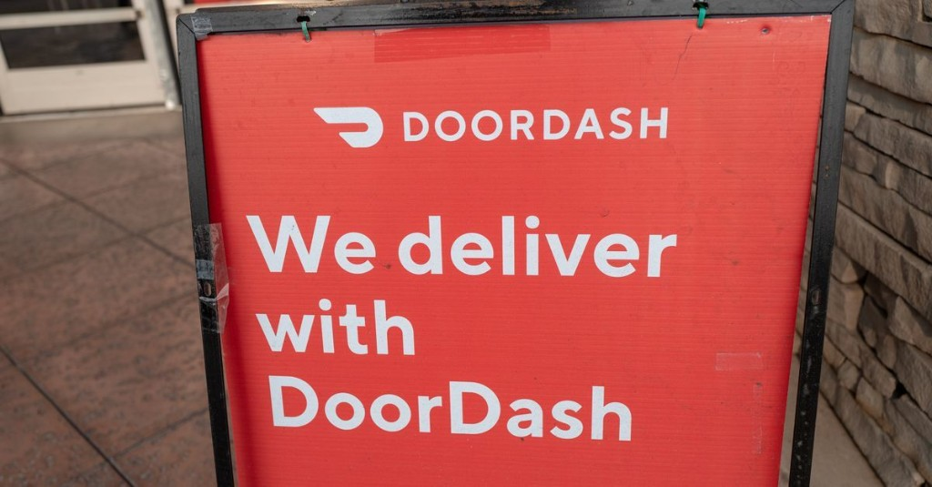 Food Delivery Workers Forced to Promote Ballot Measure That Decides Their Fate