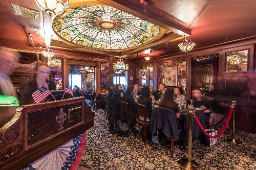 "NY Times Says Dining at Magic Castle Feels Like a ""First-Class Cabin on a Ghost Cruise"""