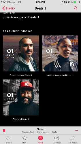 Living through the first 24 hours of Beats 1 radio