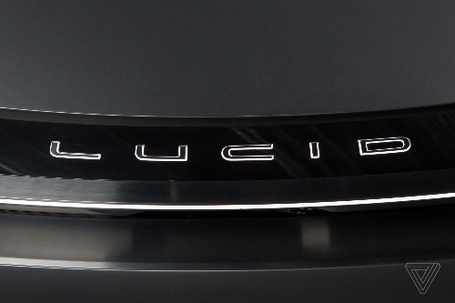 Lucid Motors' sleek Tesla-killer redefines electric luxury