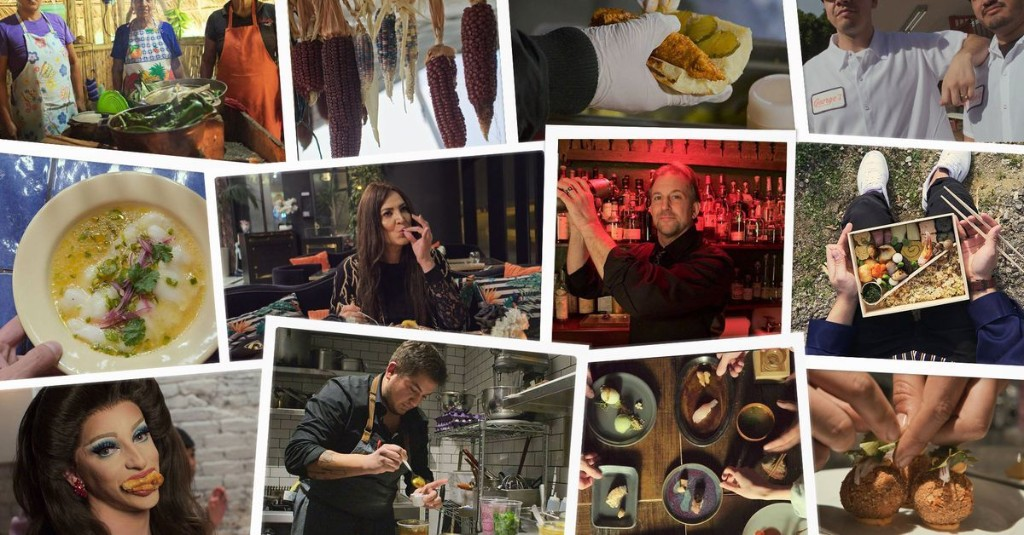 Every Restaurant, Chef, and Dish Featured on 'Eater's Guide to the World'