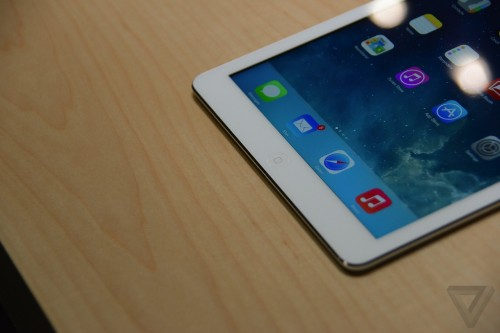 Slimming down, speeding up: is Apple's iPad Air the tablet to beat?