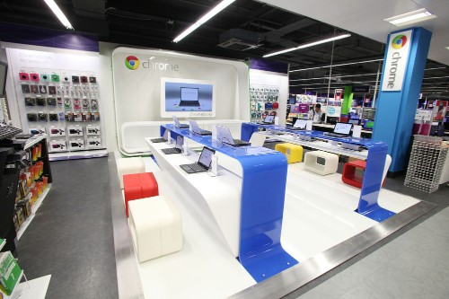 Google will reportedly open its own retail stores starting this year