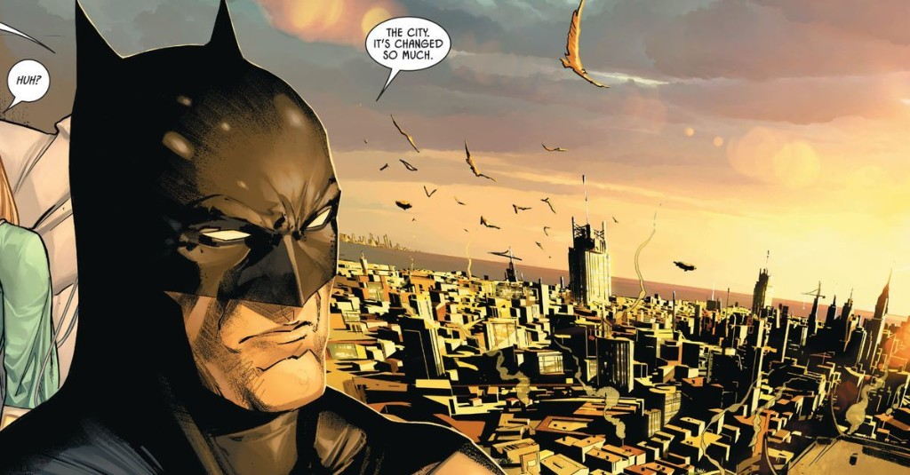 The Joker War is over, but it changed Gotham City