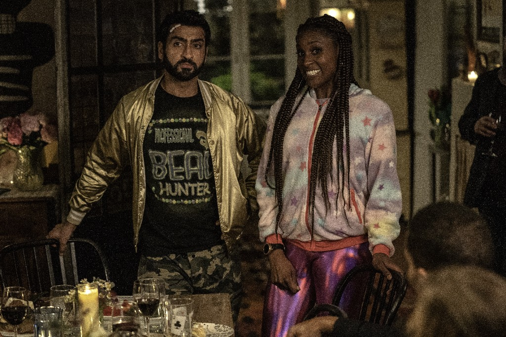 The Lovebirds is mostly an excuse to put Issa Rae and Kumail Nanjiani in a rom-com, and I'm not mad