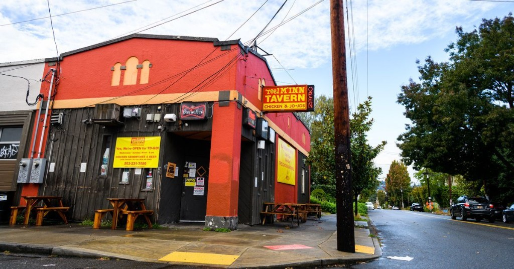 A Love Letter to Reel M Inn, Portland's Most Iconic Dive Bar