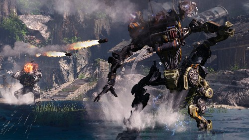 Titanfall's sequel won't be a Microsoft exclusive