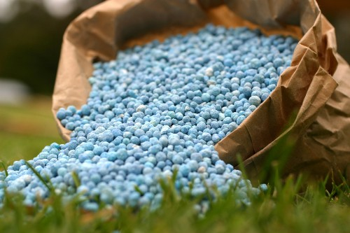 A new, safer fertilizer could help cut down on homemade bombs around the world