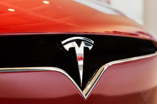Leaked photos of the Tesla Model 3 ignite an internet power struggle