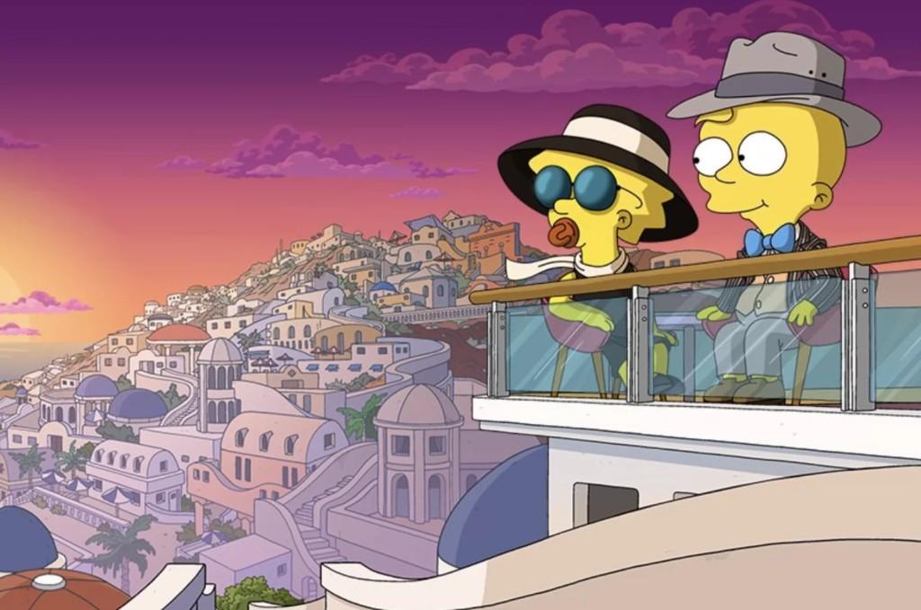New Simpsons short that debuted before Pixar's Onward is now heading to Disney Plus