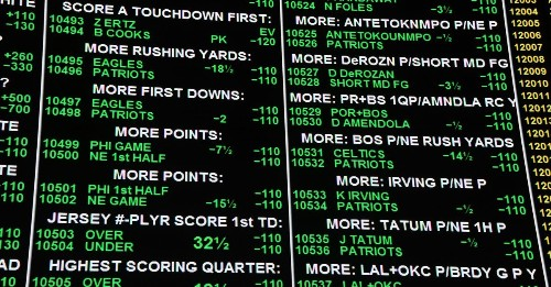 You're an NBA fan. Here's why you should care about legal sports betting