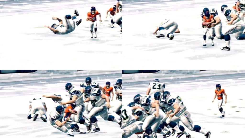The Breaking Madden Super Bowl
