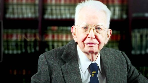 Ronald Coase, the 'father' of the spectrum auction, dies at 102