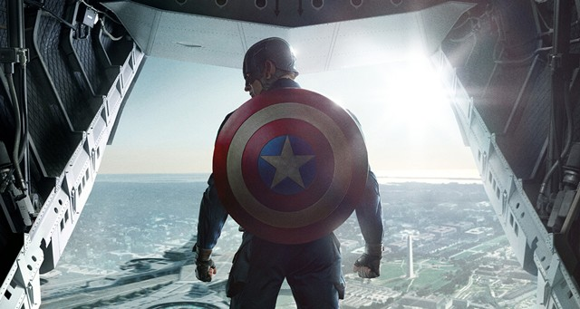 This is the first trailer for 'Captain America: The Winter Soldier'
