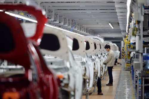 """Why """"Made in China"""" could soon be a thing of the past"""