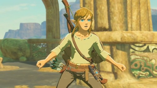 Breath of the Wild: a list of petty grievances