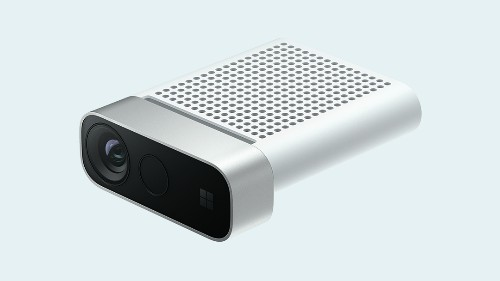 Microsoft shrinks Kinect into a $399 cloud-powered PC peripheral