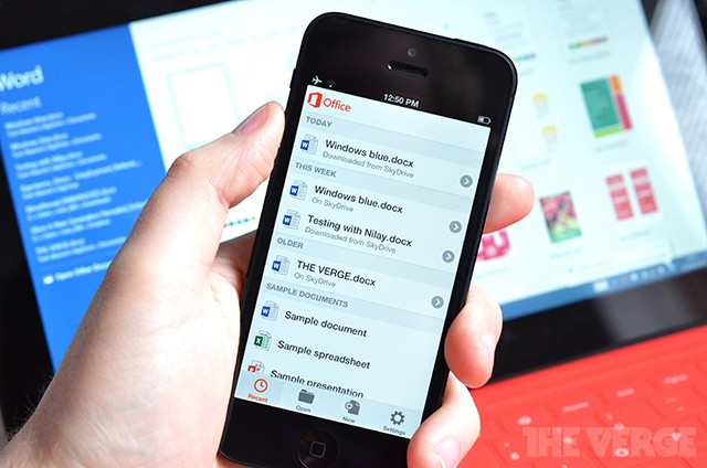 Office for iPhone: Microsoft delivers basic document editing, but no iPad version