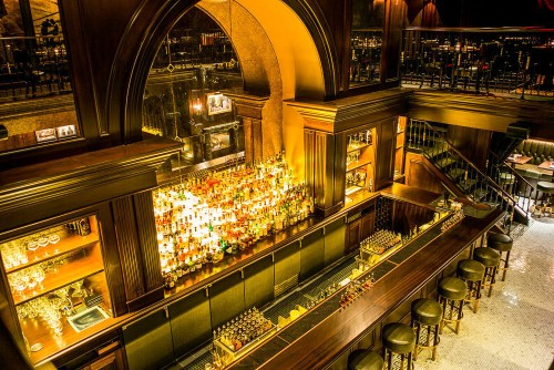 The NoMad Named Best Bar in North America