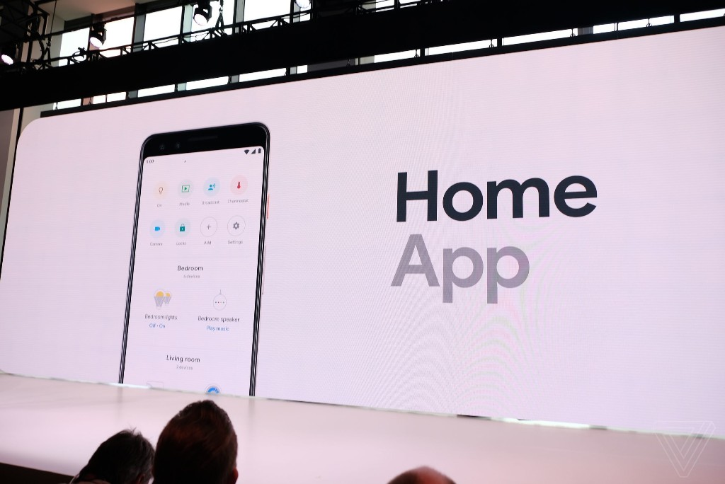 Google's Home app gets much better design and can now control smart devices remotely