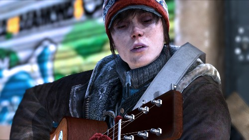 Watch 35 minutes of Ellen Page in 'Beyond: Two Souls'