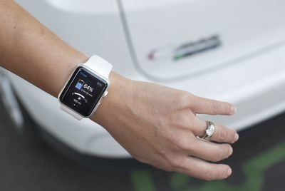 Ford launches smartwatch apps for its electric and plug-in hybrid cars