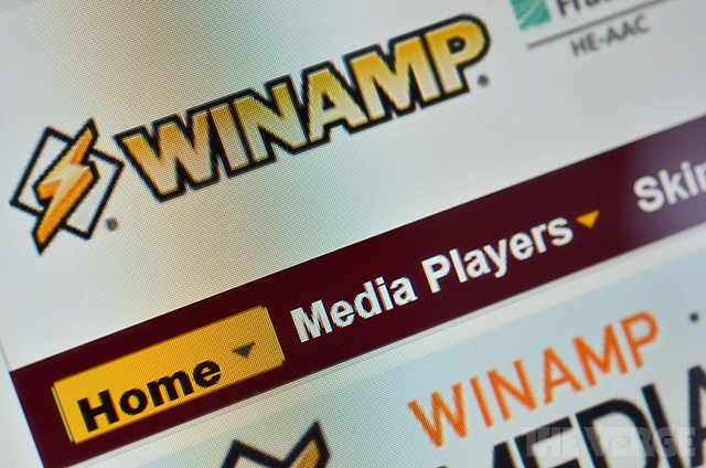 Winamp lives on after acquisition by Radionomy