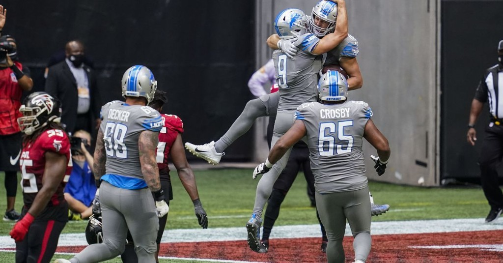 Detroit Lions Week 7 Song of the Game: 'One Little Victory' by Rush