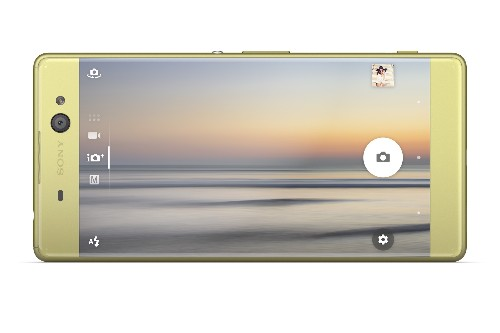 Sony's Xperia XA Ultra is a giant phone with a 16-megapixel selfie camera