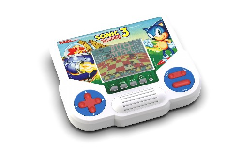 Tiger's retro LCD handheld games are making a comeback
