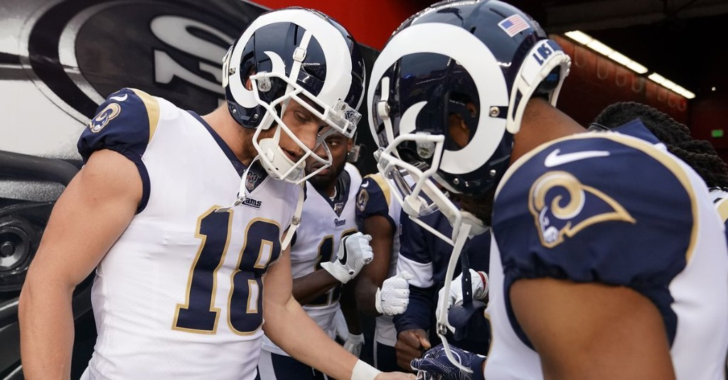 Rams paying all of their current WRs less than what AJ Green makes next year