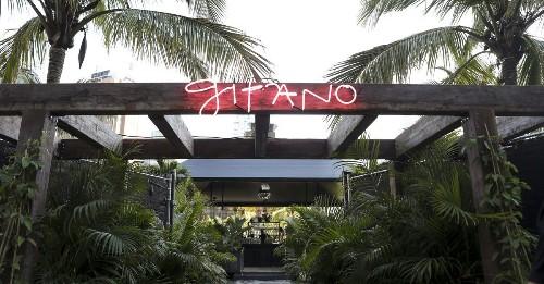 Sceney Tropical Restaurant Gitano Shut Down by Health Department — Again