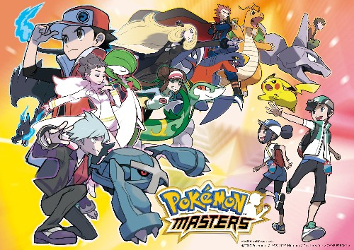 Pokémon Masters on mobile turns collecting pokémon into a microtransaction